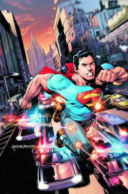 Superman Action Comics HC Vol 01 Superman Men Of Steel (Hardback)