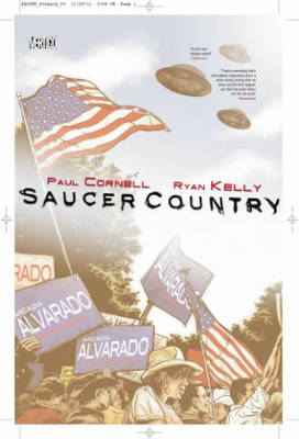 Saucer Country Vol. 1 Run (Paperback)
