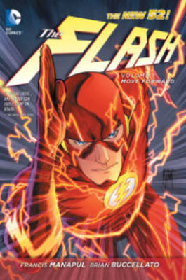 The Flash Vol. 1 Move Forward (The New 52) (Paperback)