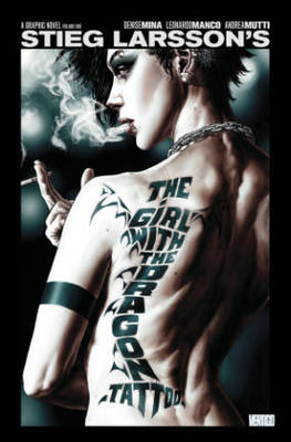 The Girl with the Dragon Tattoo Book 1 (Hardback)