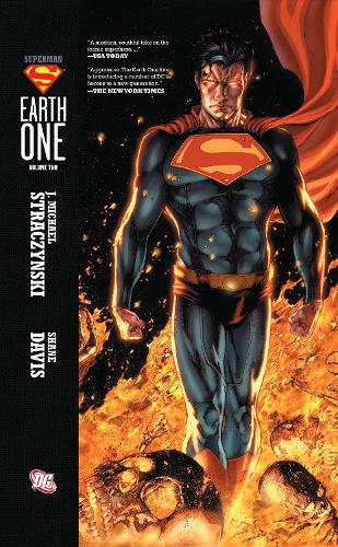Superman Earth One Vol. 2 (Paperback)