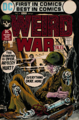 Showcase Presents: Weird War Tales Volume 1 (Paperback)