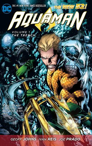 Aquaman Vol. 1 The Trench (The New 52) (Paperback)