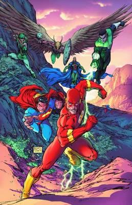 The Flash Omnibus By Geoff Johns Vol. 3 (Hardback)