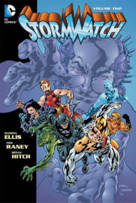 Stormwatch Vol. 2 (Hardback)