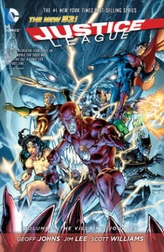 Justice League Volume 2: The Villain's Journey TP (The New 52) (Paperback)