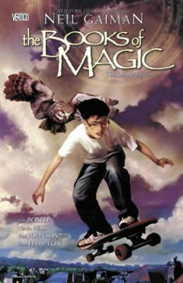The Books Of Magic Deluxe Edition (Hardback)
