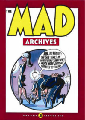 The Mad Archives Vol. 2 (Hardback)