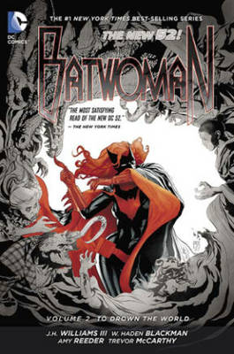 Batwoman Vol. 2 (Hardback)