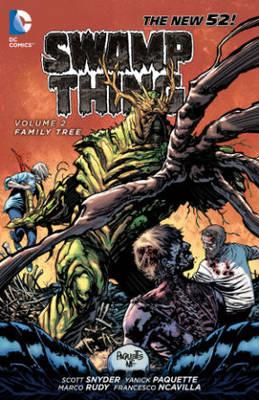 Swamp Thing Volume 2: Family Tree TP (Paperback)