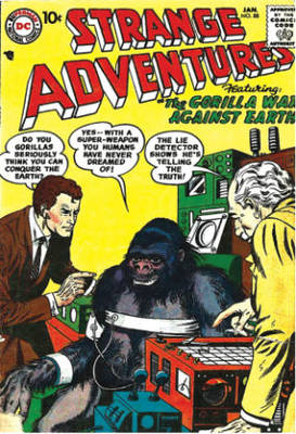 Showcase Presents: Strange Adventures Vol. 2 (Paperback)