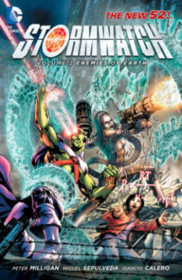 Stormwatch Vol. 2 (Paperback)