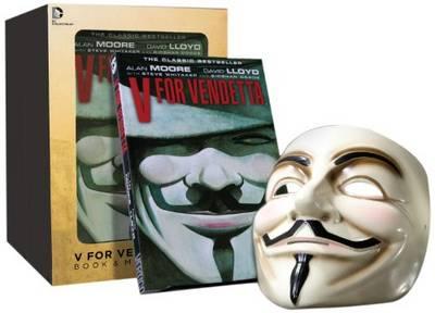 V For Vendetta Deluxe Collector Set (Paperback)