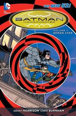 Batman Incorporated Vol. 1: Demon Star (The New 52) (Hardback)