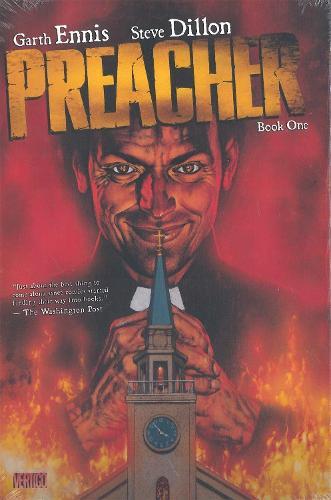 Preacher Book One (Paperback)