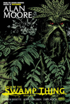 Saga Of The Swamp Thing Book Four (Paperback)