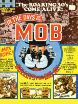 In The Days Of The Mob (Hardback)