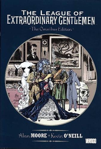 The League of Extraordinary Gentlemen Omnibus (Paperback)