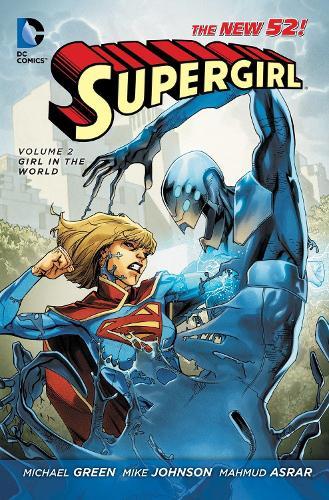 Supergirl Vol. 2 (Paperback)