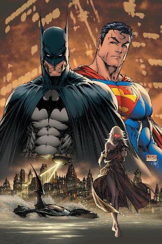 Absolute Superman/Batman Vol. 1 (Hardback)