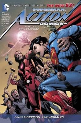 Superman - Action Comics Vol. 2 Bulletproof (The New 52) (Hardback)