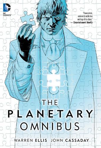 The Planetary Omnibus (Hardback)