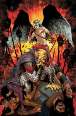 Demon Knights Vol. 3 (The New 52) (Paperback)