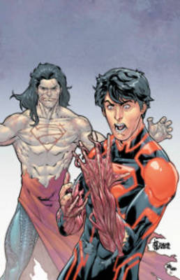 Superboy Vol. 3: Lost (The New 52) (Paperback)