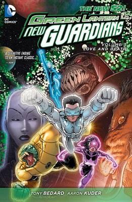 Green Lantern New Guardians Vol. 3 (Hardback)
