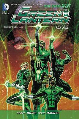 Green Lantern Vol. 3 (Hardback)
