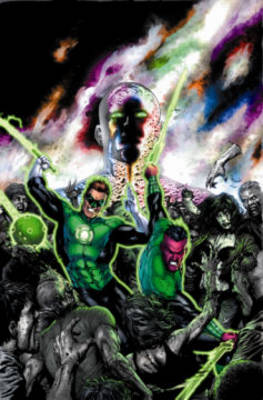 Green Lantern: Wrath of the First Lantern Volume 1 HC (The New 52) (Hardback)