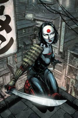 Katana Vol. 1 (The New 52) (Paperback)