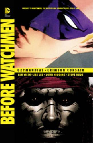 Before Watchmen Ozymandias/Crimson Corsair (Paperback)