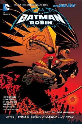 Batman And Robin Vol. 4 (Hardback)