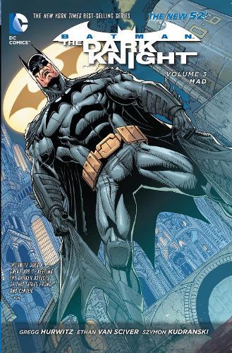 Batman - The Dark Knight Vol. 3 (Paperback)
