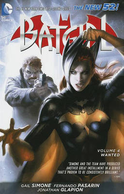 Batgirl Vol. 4 Wanted (The New 52) (Hardback)
