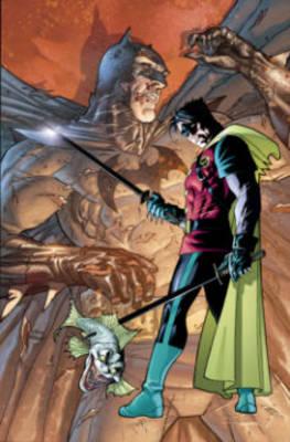Damian Son Of Batman Deluxe Edition (Hardback)