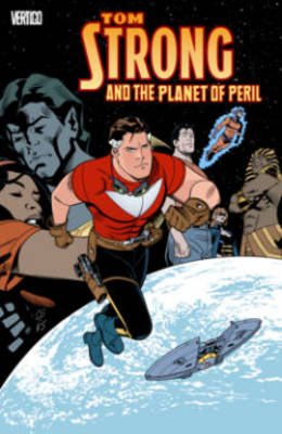 Tom Strong And The Planet Of Peril (Paperback)
