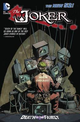 Joker Death of the Family TP (The New 52) (Paperback)