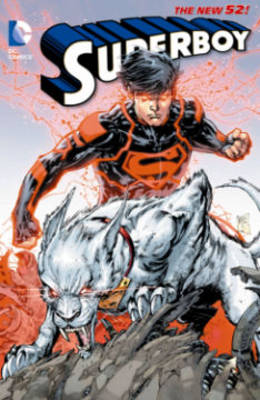 Superboy Vol. 4 Blood And Steel (The New 52) (Paperback)