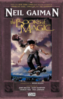 The Books Of Magic (Paperback)