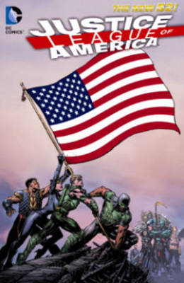 Justice League of America Volume 1: World's Most Dangerous TP (The New 52) (Paperback)