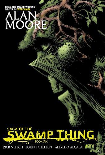 Saga Of The Swamp Thing Book Six (Paperback)