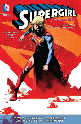 Supergirl Vol. 4 (The New 52) (Paperback)