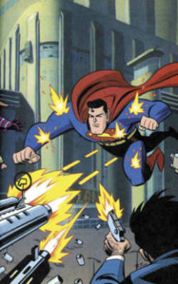 Superman Adventures: The Man Of Steel (Paperback)