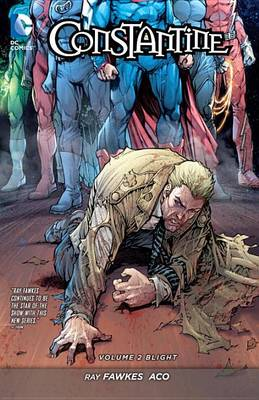 Constantine Vol. 2 (The New 52) (Paperback)