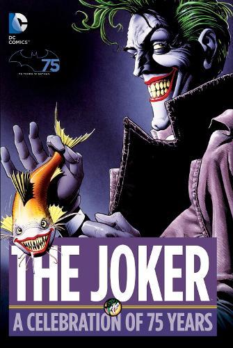 The Joker Anthology (Hardback)
