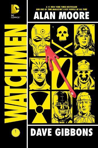 Watchmen International Edition (Paperback)