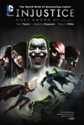 Injustice Gods Among Us Vol. 1 (Paperback)