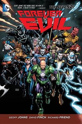 Forever Evil HC (The New 52) (Hardback)